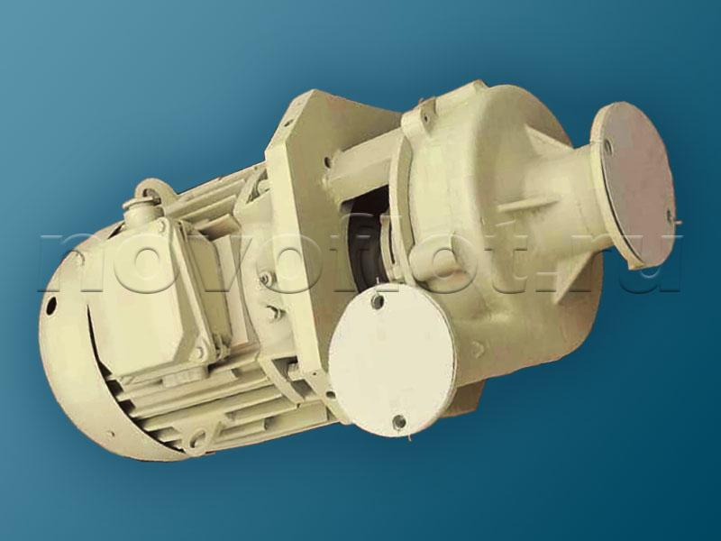 НЦВ 63/80 центробежный вертикальный насос